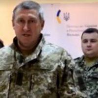 Посол Украины вПольше отжался 22 раза вподдержку воинов АТО (ВИДЕО)