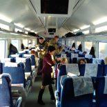 За сутки пассажиры купили онлайн уже 450 билетов на поезд Киев-Пшемысль