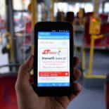 Вовсех варшавских автобусах вскоре появится бесплатный Wi-Fi