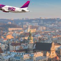 Wizz Air запускает рейсы изВроцлава доЛьвова