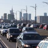 ПоВаршаве ежедневно ездит миллион авто. Какие дороги самые загруженные?