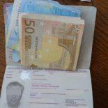 Поляк предлагал пограничникам 500 евро взятки за контрабанду
