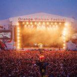 В столице стартовал Orange Warsaw Festival 2017