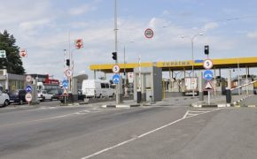 В пункте пропуска «Ягодин» ограничат движение транспорта