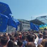Почти 3000 украинцев уже воспользовались безвизом