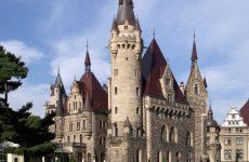 10 самых красивых замков в Польше